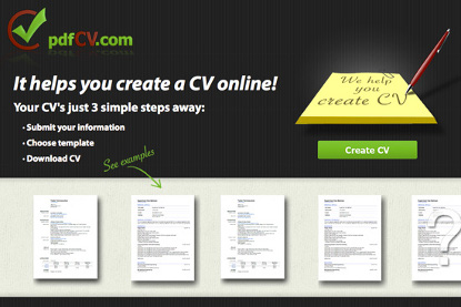 download curriculum vitae europeo in pdf