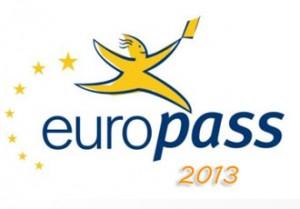 Curriculum Vitae 2013 Europass
