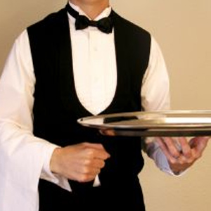 Curriculum per cameriere
