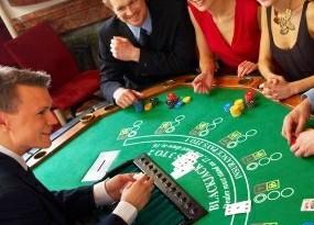 professione poker dealer