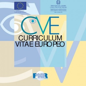 come compilare curriculum europeo