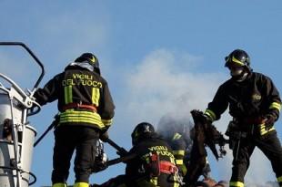 diventare vigile del fuoco discontinuo