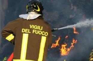 professione vigile del fuoco permanente