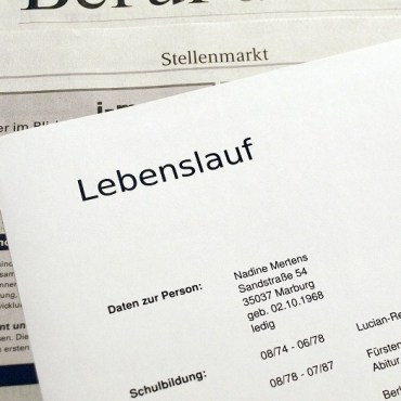 Come scrivere il curriculum per un lavoro in Germania