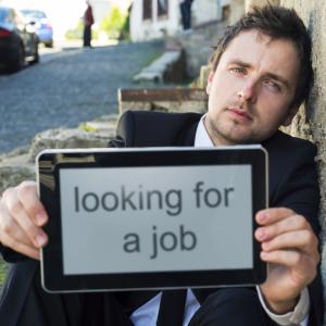 No job disoccupazione