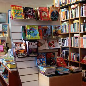 lavorare in libreria
