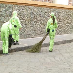operatore ecologico