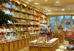 merchandiser roma