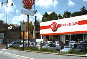 supermercato gs roma
